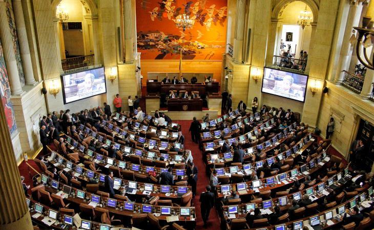 En vivo: Senado debate si aprueba o no las objeciones de Duque a la JEP