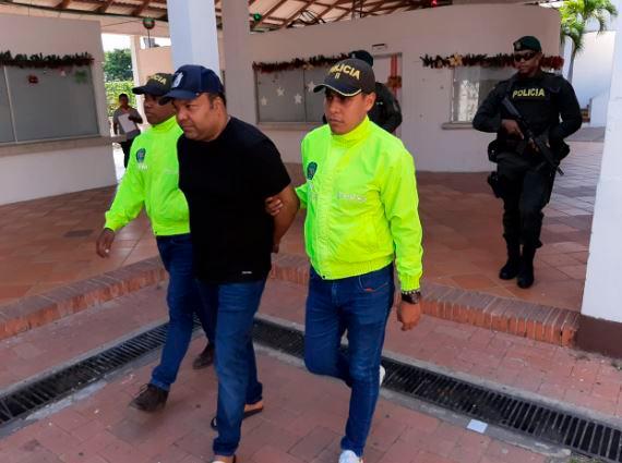 'César el Abusador' se va extraditado a Estados Unidos.