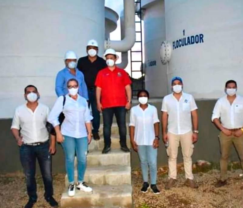 Entregan planta de tratamiento de agua en Tolú | EL UNIVERSAL - Cartagena - El Universal - Colombia