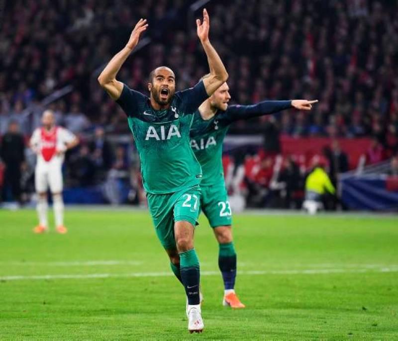 Las Semifinales De Las Remontadas: Ajax 2-3 Tottenham