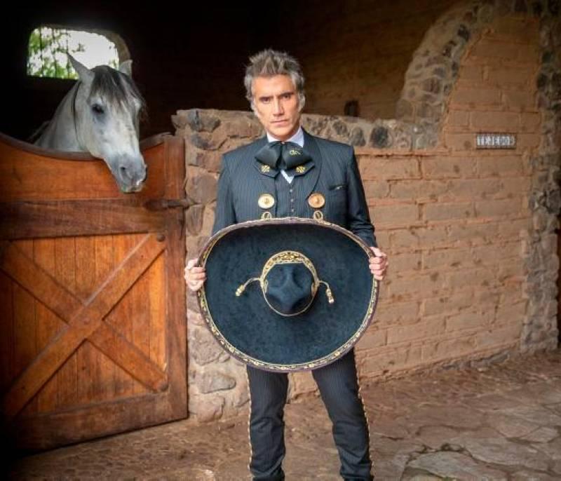 Alejandro Fernández celebra el amor con su nuevo álbum 'Hecho en México'   EL UNIVERSAL - Cartagena