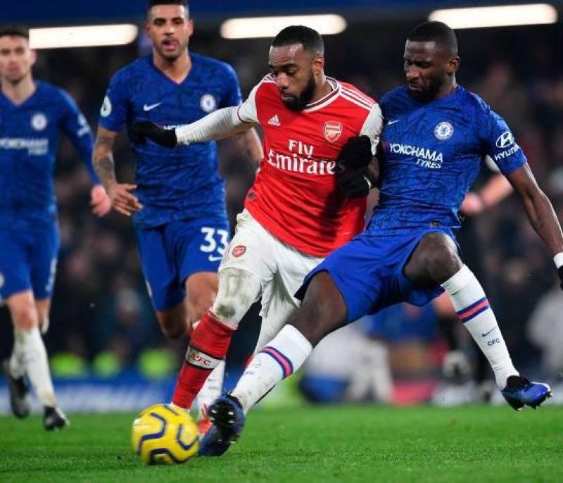 Chelsea y Arsenal firmaron tablas en el clásico londinense | EL UNIVERSAL - Cartagena
