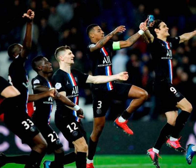 PSG arrasa a Montpellier y aumenta su ventaja en Francia   EL UNIVERSAL - Cartagena