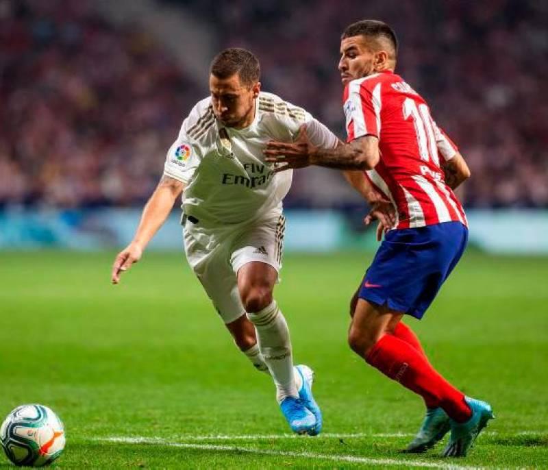 Real Madrid vs Atlético: los cinco duelos del derbi | EL UNIVERSAL - Cartagena