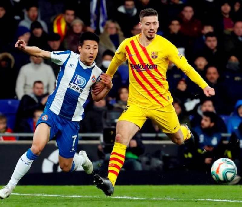 El hambre del Espanyol evita el liderato en solitario del Barcelona | EL UNIVERSAL - Cartagena