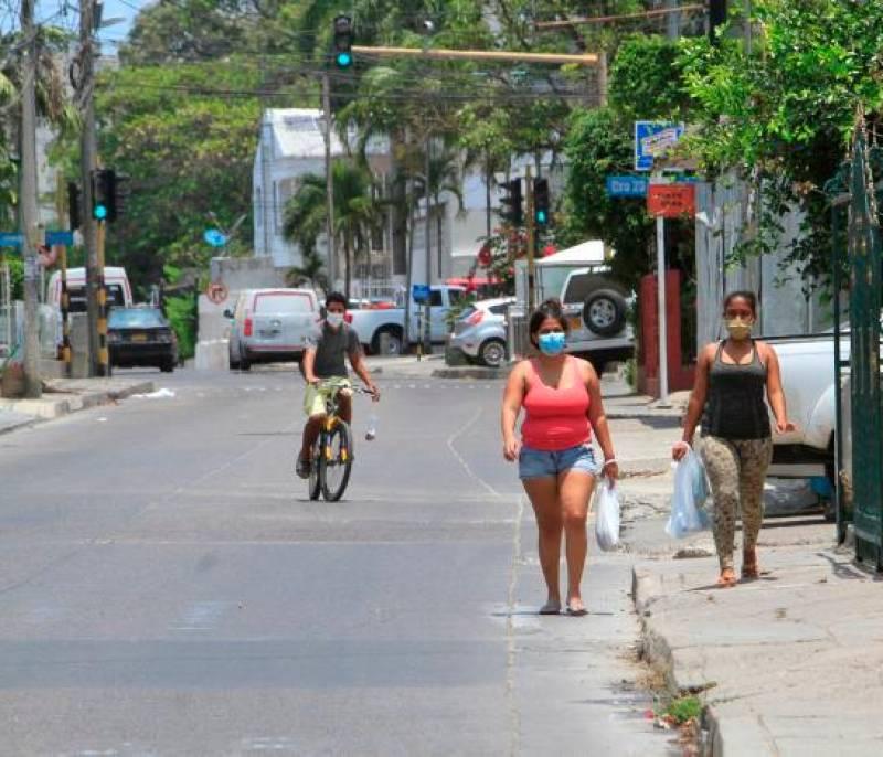 2.851 casos positivos de coronavirus en Colombia, van 124 en Cartagena | EL UNIVERSAL - Cartagena