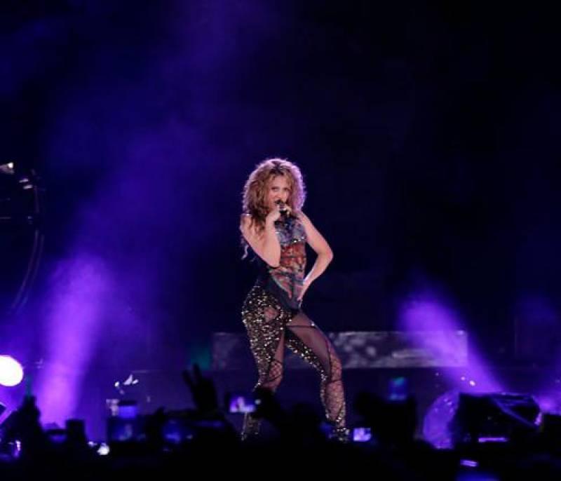 Shakira lanzó 'El Dorado' en vivo y en plataformas digitales - El Universal - Colombia