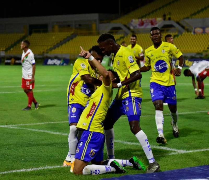 Real Cartagena gana y gusta en su debut en el Jaime Morón  | EL UNIVERSAL - Cartagena