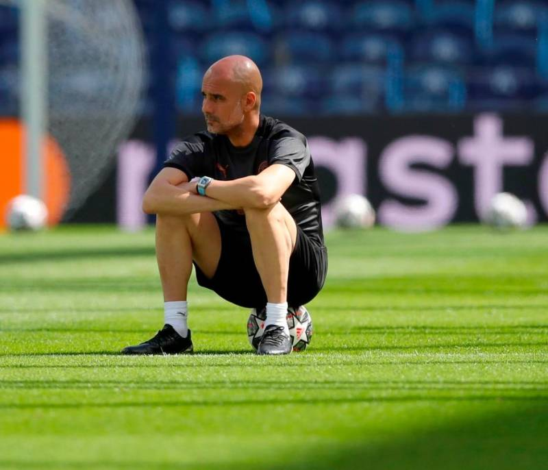 Guardiola niega que el Manchester City haya fracasado en la Champions | EL UNIVERSAL - Cartagena