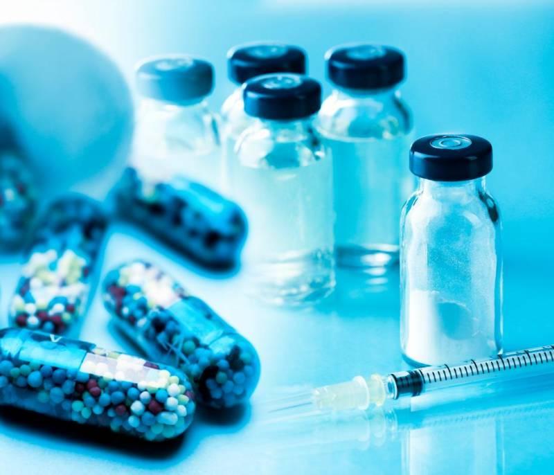 Tres toneladas de medicamentos para San Andrés