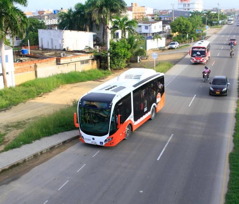 En El Carmelo piden más Transcaribe | EL UNIVERSAL - Cartagena - El Universal - Colombia