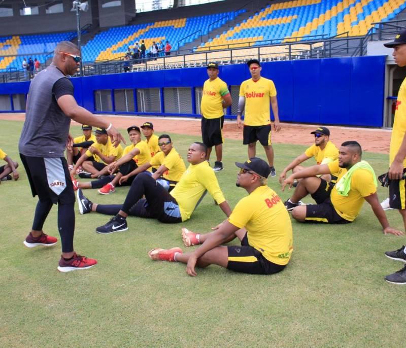 Estamos positivos, el béisbol va por ese oro: Jolbert Cabrera - El Universal - Colombia