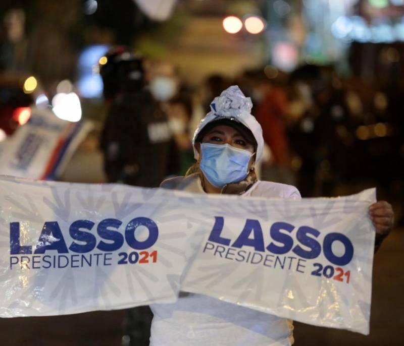 Image Guillermo Lasso, nuevo presidente de Ecuador