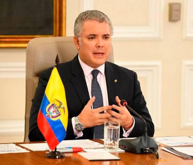 Duque: quienes recibieron ingreso solidario sin necesitarlo, deben devolverlo | EL UNIVERSAL - Cartagena