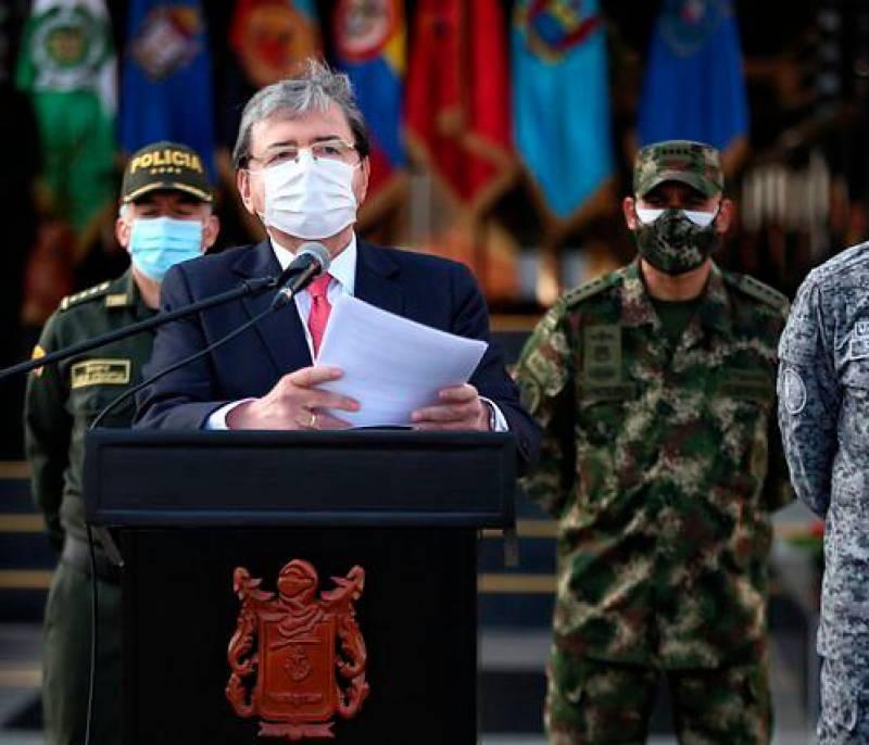 Carlos Holmes Trujillo, el candidato de la derecha para Presidencia en 2022 | EL UNIVERSAL - Cartagena