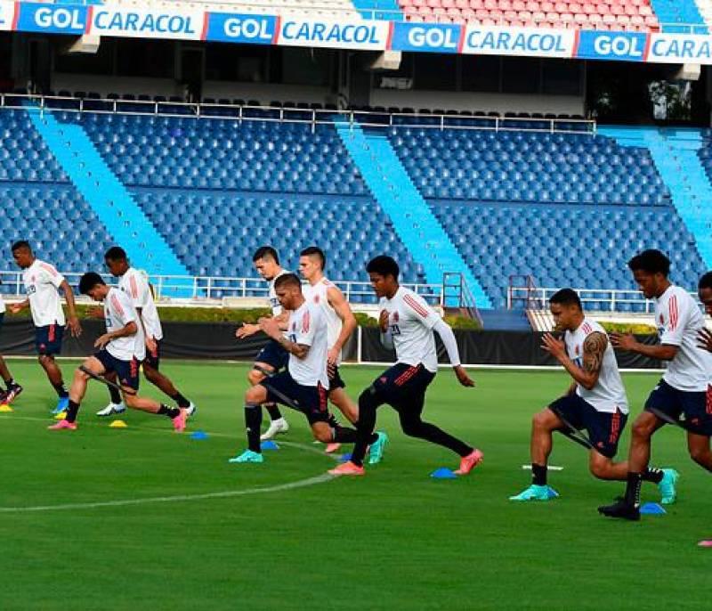 Copa América 2021: esta es la lista de convocados de la Selección Colombia | EL UNIVERSAL - Cartagena