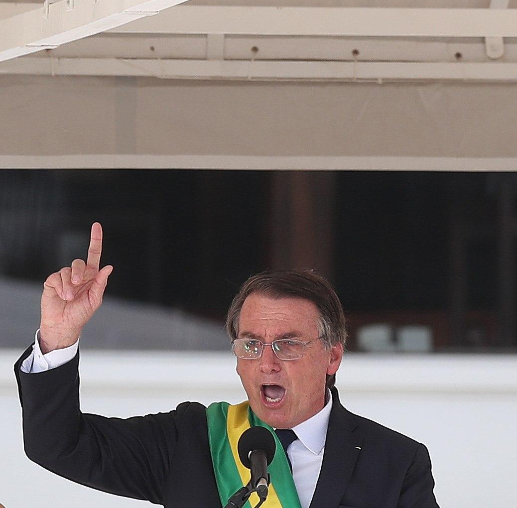 EU podría tener una base militar en Brasil: Bolsonaro