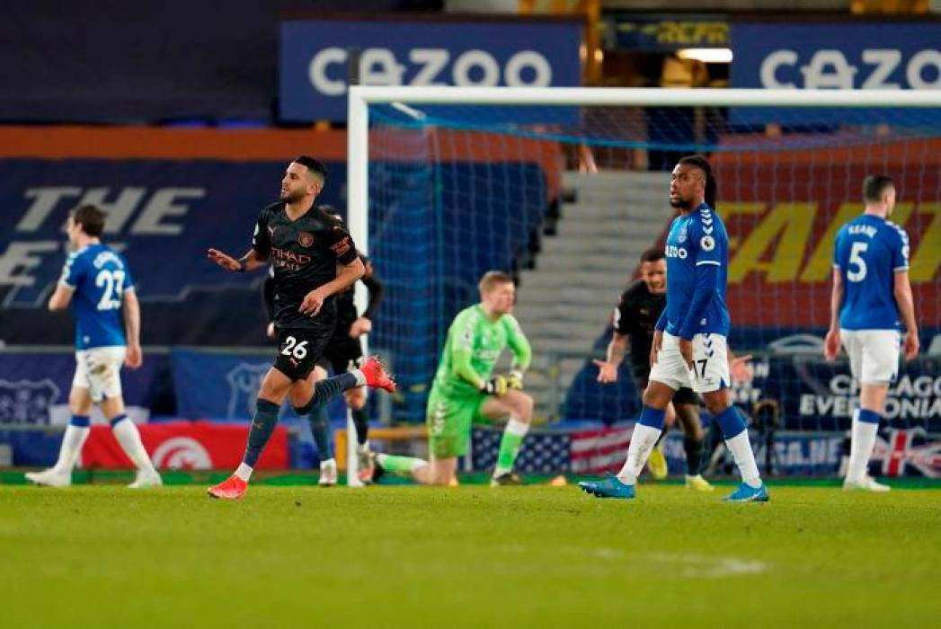 Manchester City sigue imparable en Inglaterra. // AP Jon Super