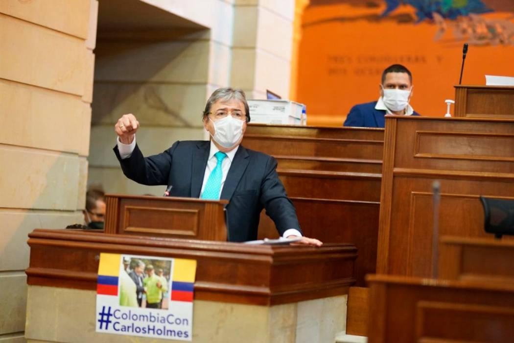 Cámara votará este martes moción de censura a Mindefensa | EL UNIVERSAL -  Cartagena