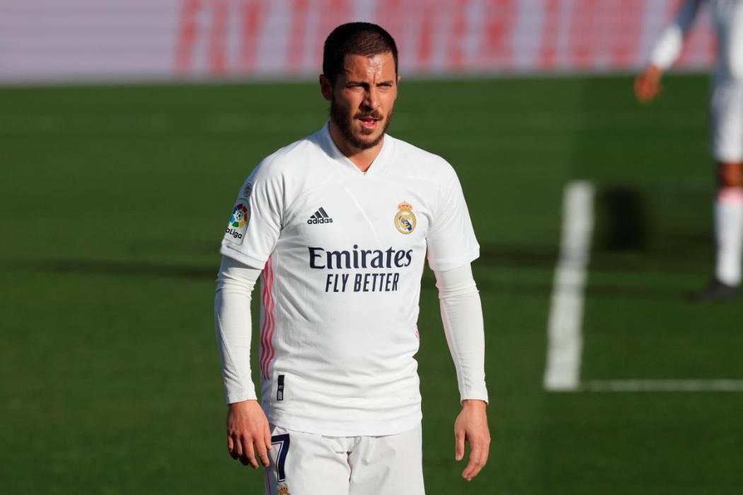 Eden Hazard sufre una nueva lesión en Real Madrid | EL UNIVERSAL - Cartagena