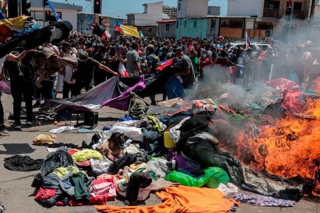 Chile: exigen a Sebastián Piñera cambios en su política migratoria | EL  UNIVERSAL - Cartagena