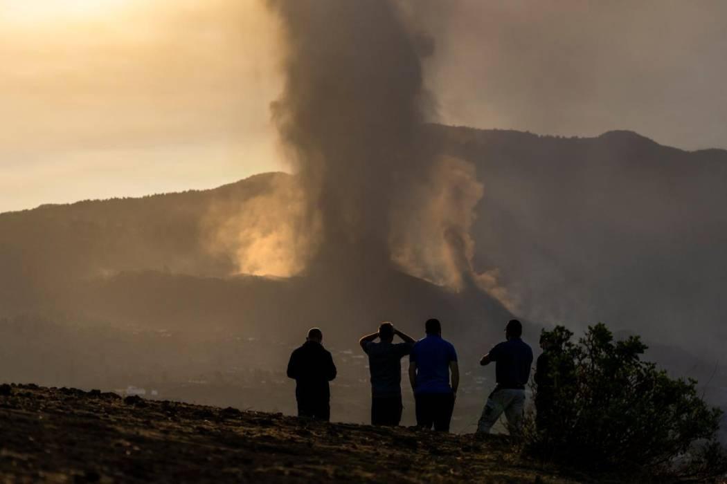 La Palma: detectan cenizas del volcán en la isla próxima de La Gomera | EL  UNIVERSAL - Cartagena