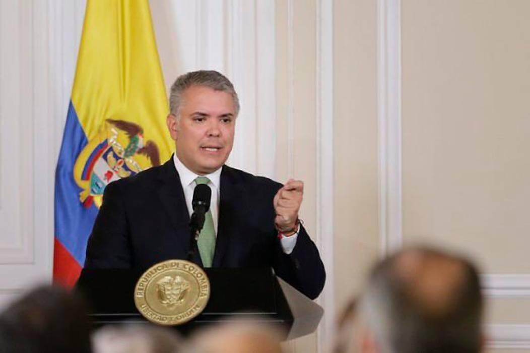 Duque, preocupado por informe de la ONU sobre DD.HH. | EL UNIVERSAL -  Cartagena