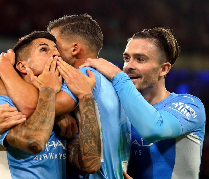 El Manchester City no perdona la fragilidad defensiva del Leipzig | EL UNIVERSAL - Cartagena