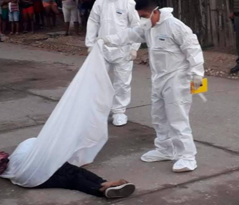 Asesinan a dos hombres, uno en Caimito y otro en Sincelejo - El Universal - Colombia