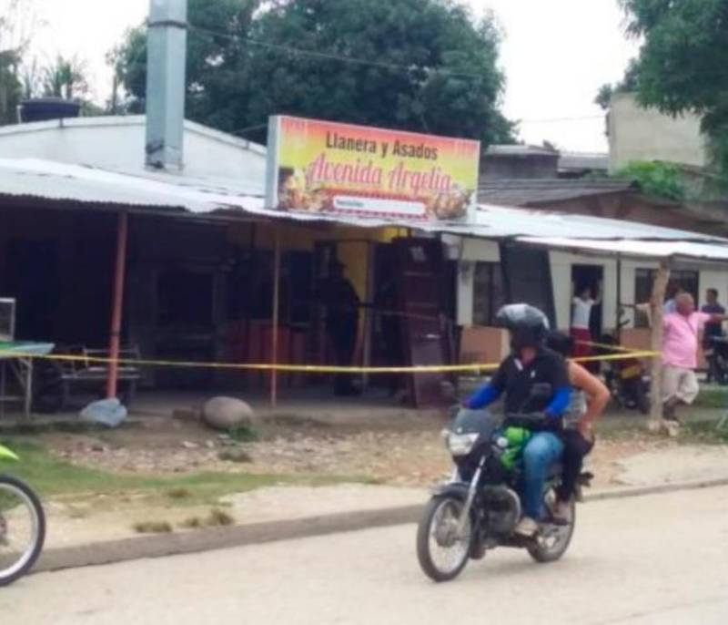 """Alias """"El Viejo Emiro"""" se salvó, pero fue baleado su tío Eulogio Ramiro - El Universal - Colombia"""