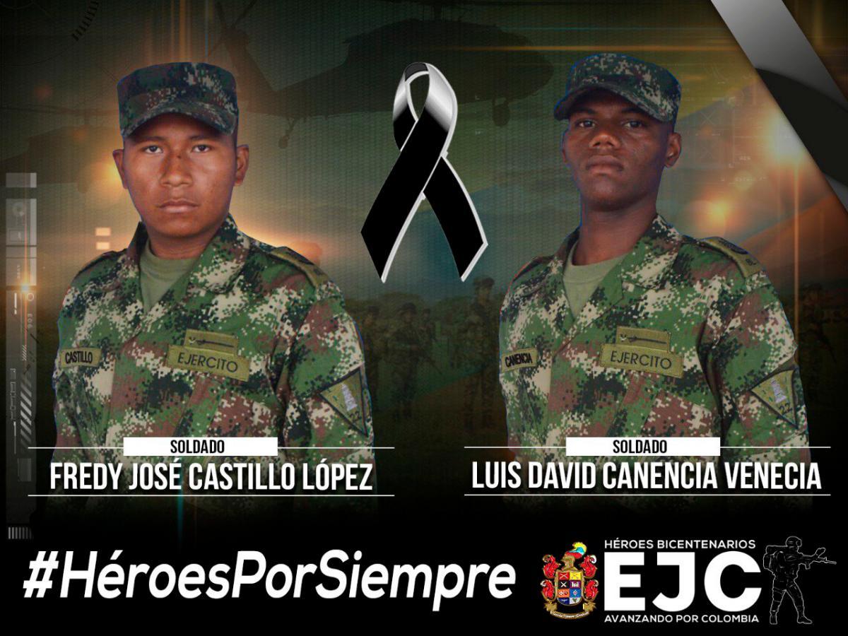 A Luis Canencia, sus padres lo vieron por última vez en abril.