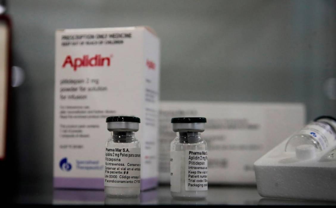 Un antiviral español reduce casi al 100% la carga viral del coronavirus