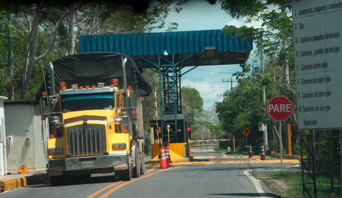 Solicitan reubicación del peaje La Caimanera   EL UNIVERSAL - Cartagena