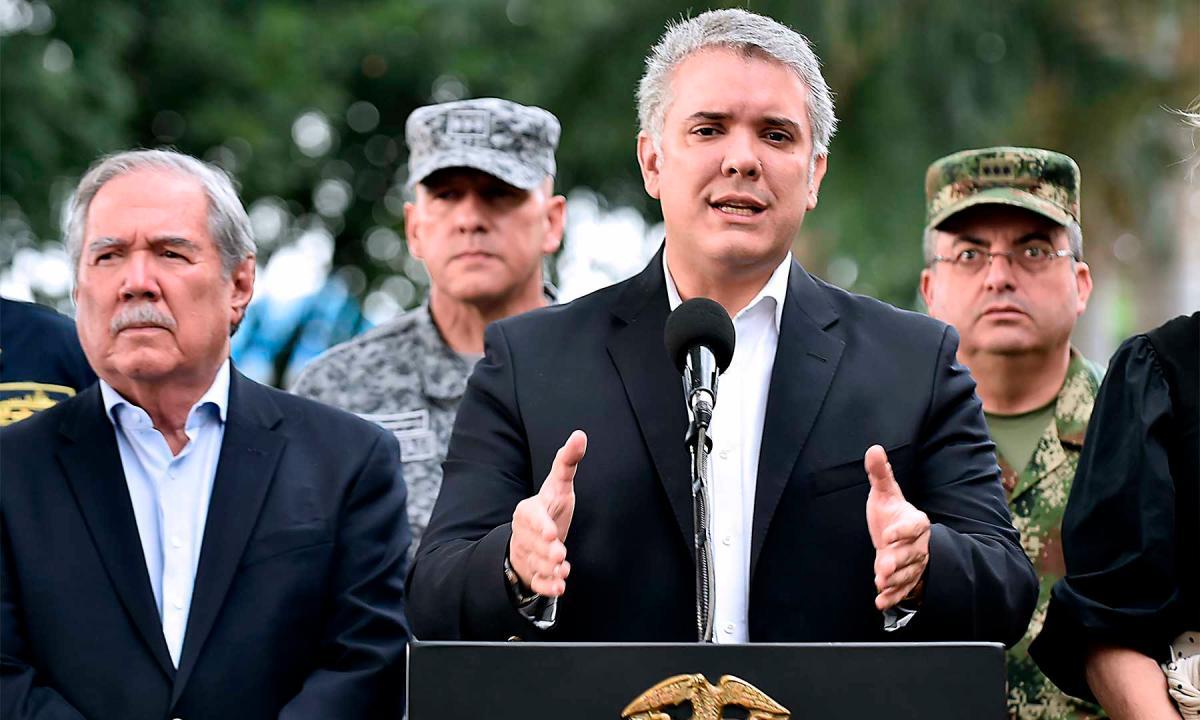 Colombia reiteró que no se está planeando una guerra contra Venezuela
