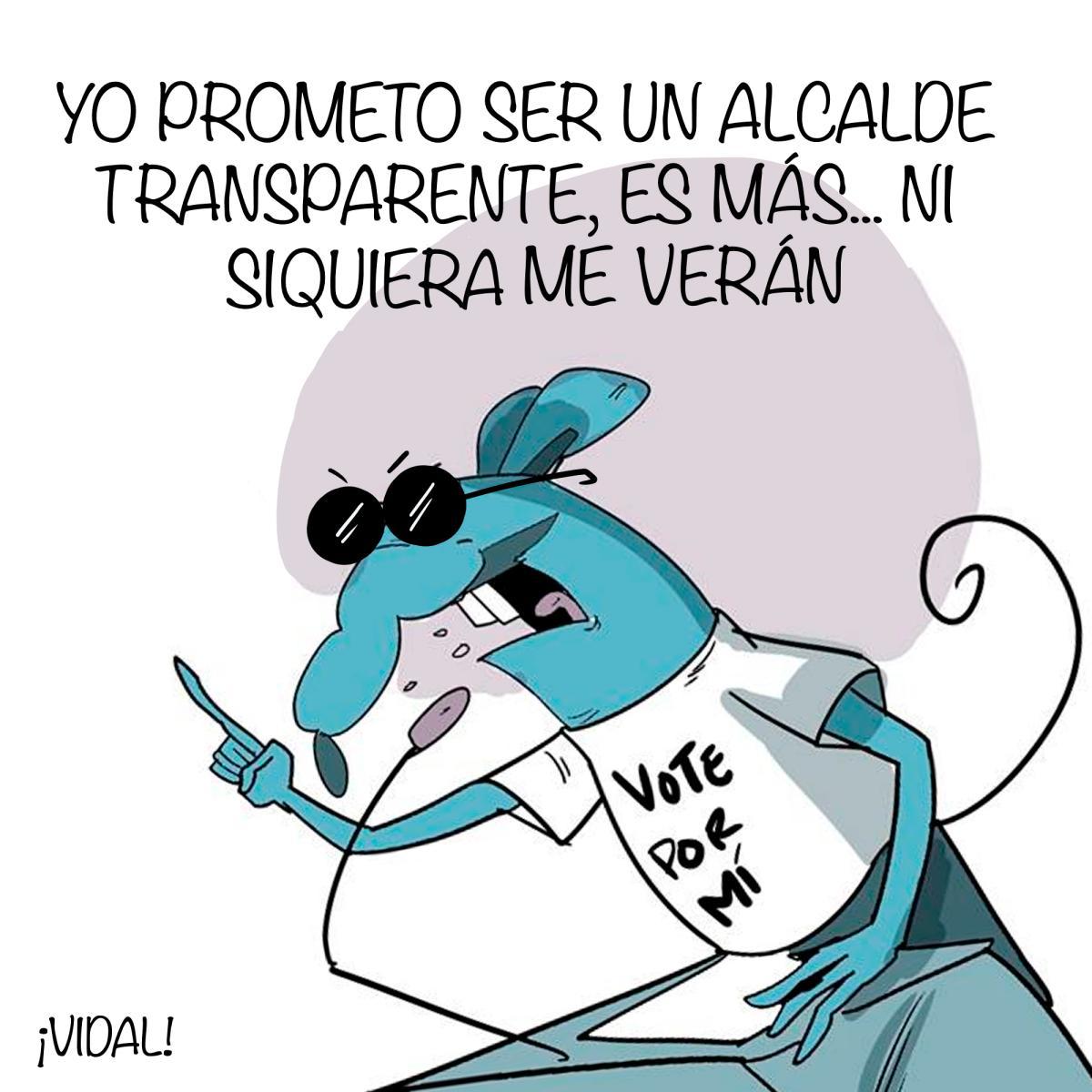 Caricatura 13 de septiembre de 2019