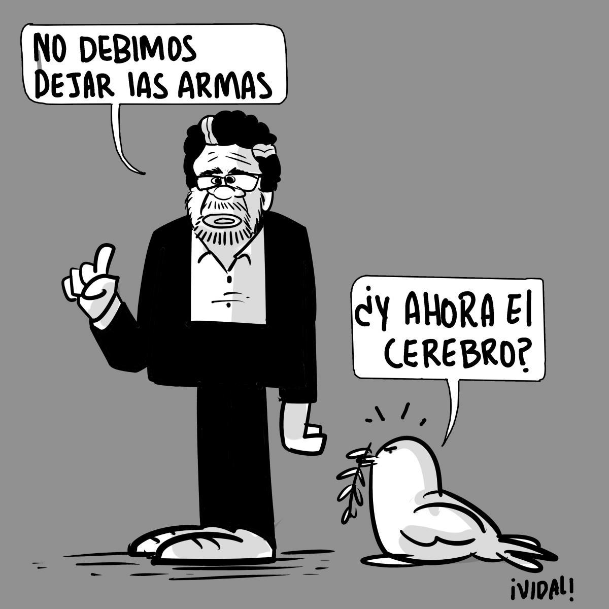 Caricatura 14 de enero