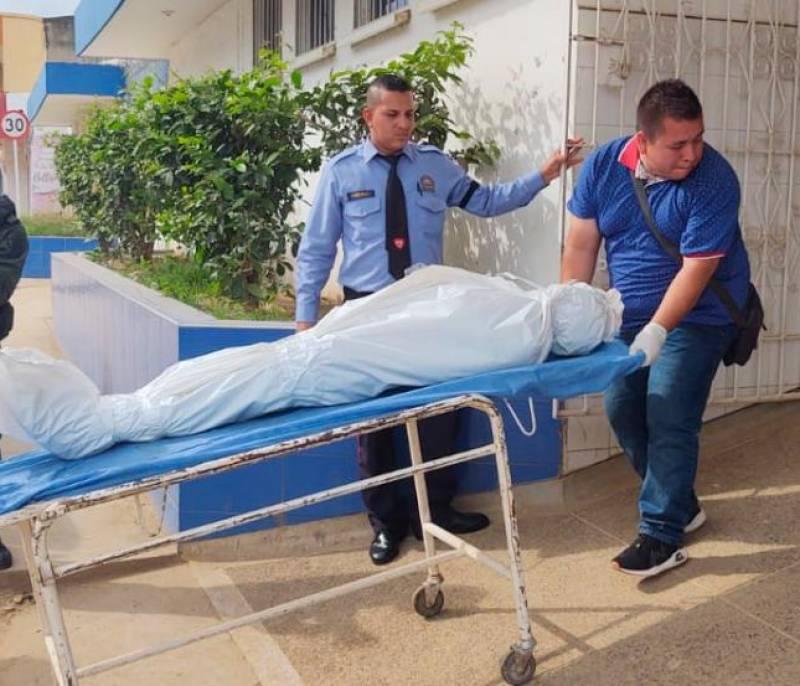 Hallan cadáver en un taller en la Troncal de Occidente, en El Carmen - El Universal - Colombia