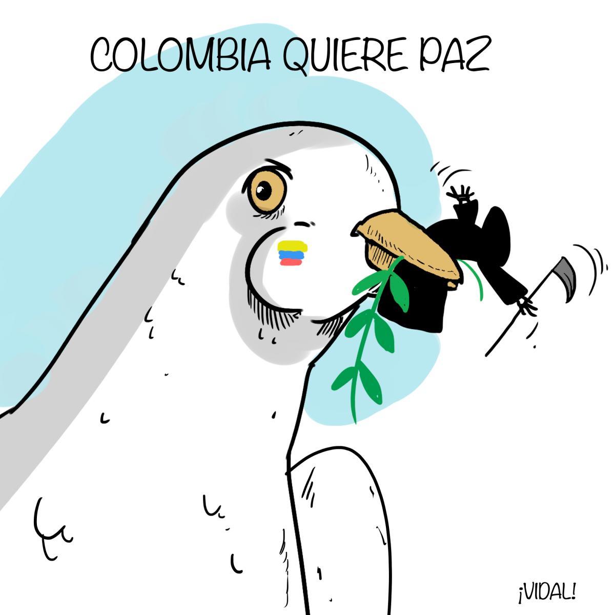 Caricatura 15 de septiembre de 2019
