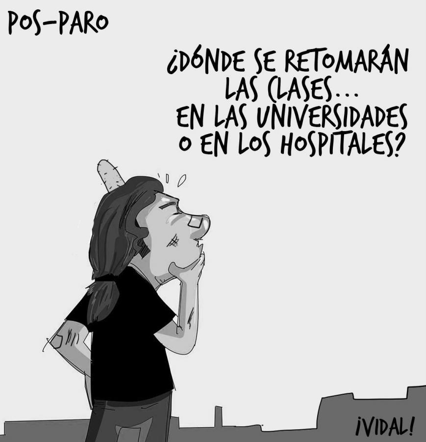 Caricatura 16 de diciembre de 2018