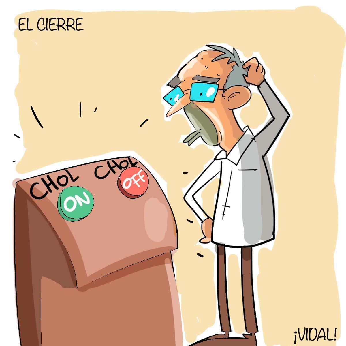 Caricatura 16 de enero de 2020