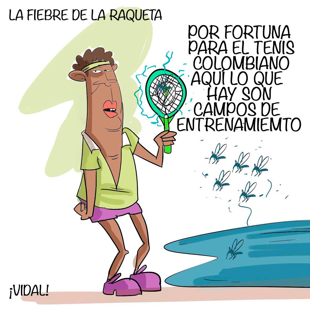 Caricatura 16 de julio de 2019