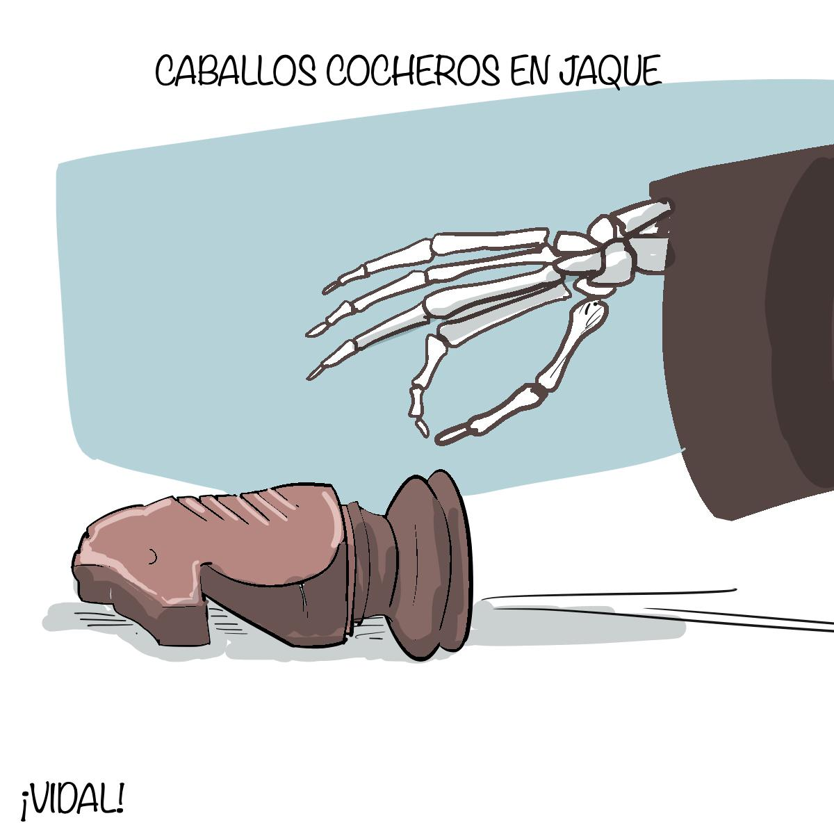 Caricatura 17 de enero de 2020
