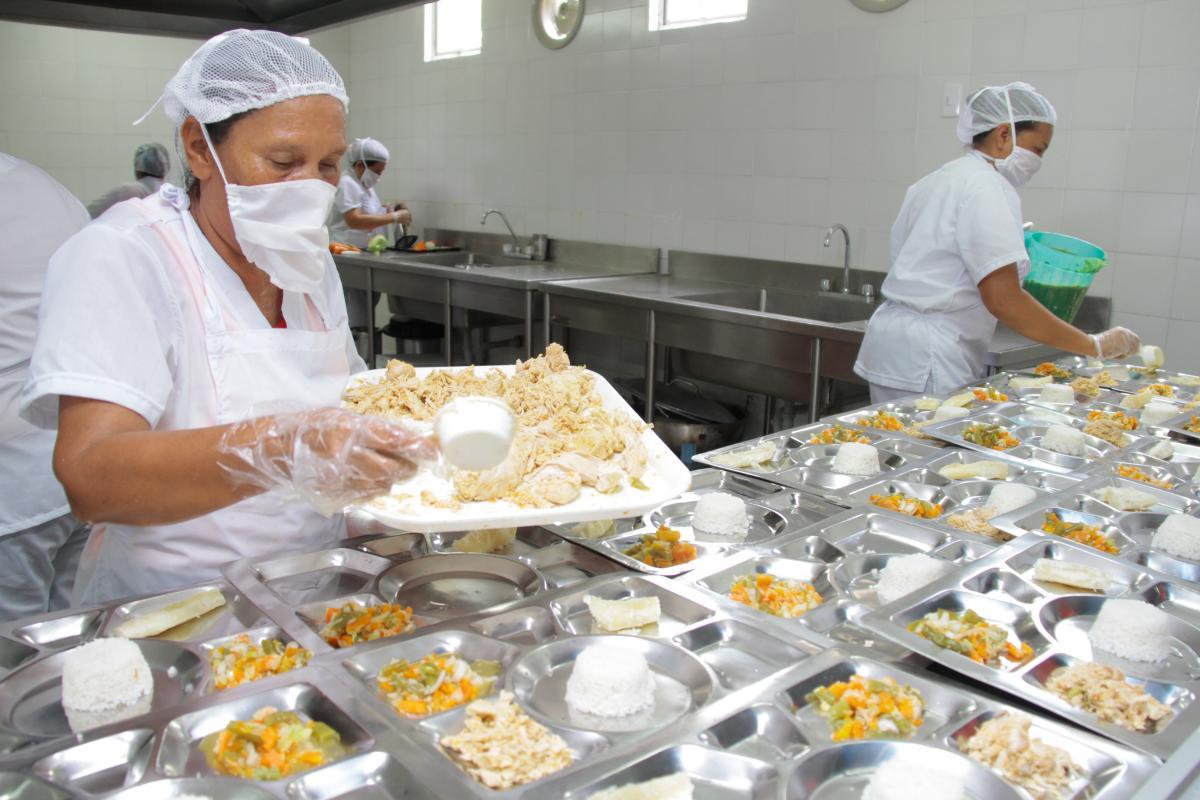 Miles de niños en Cartagena necesitan de los beneficios del PAE. //ARCHIVO - EU