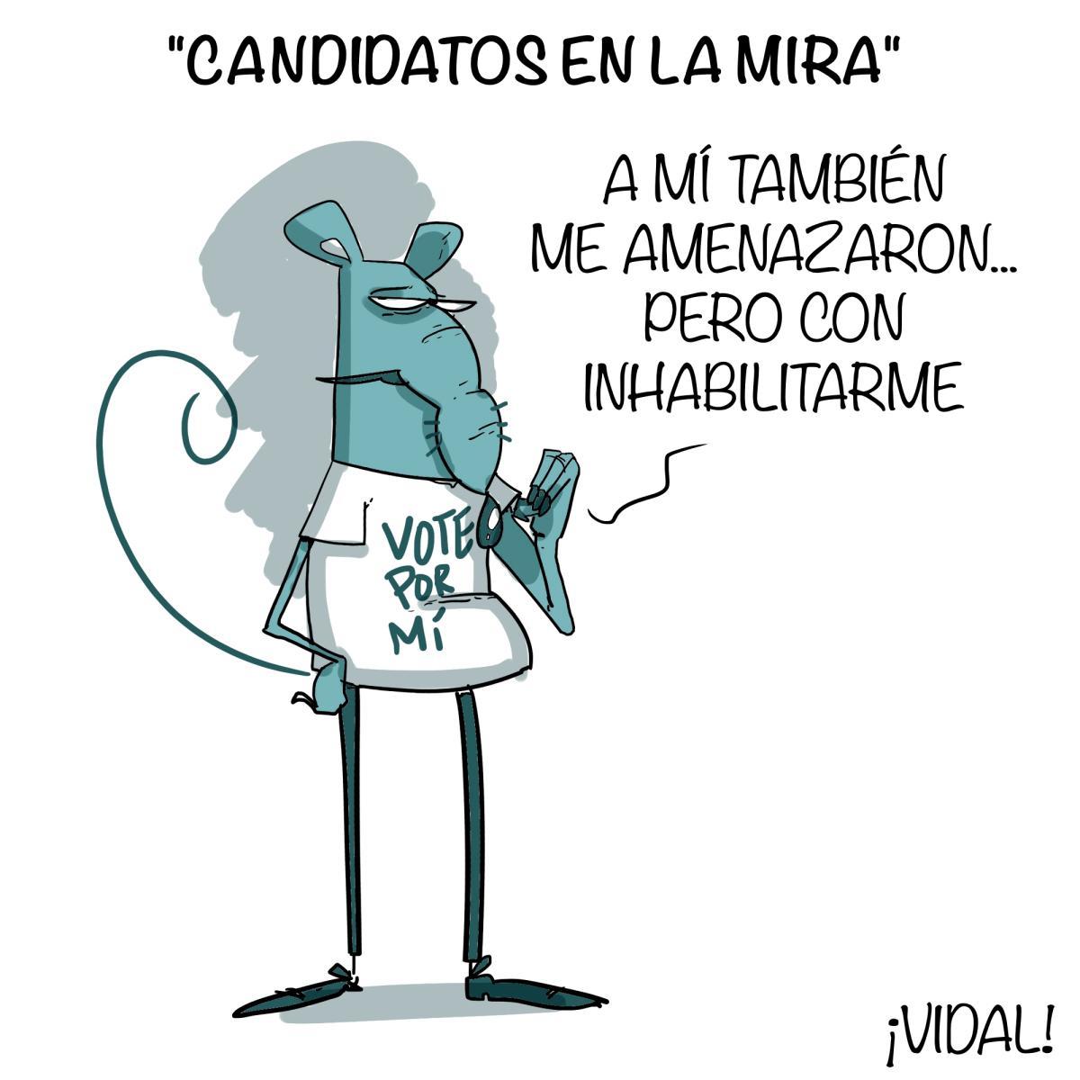 Caricatura 18 de agosto de 2019