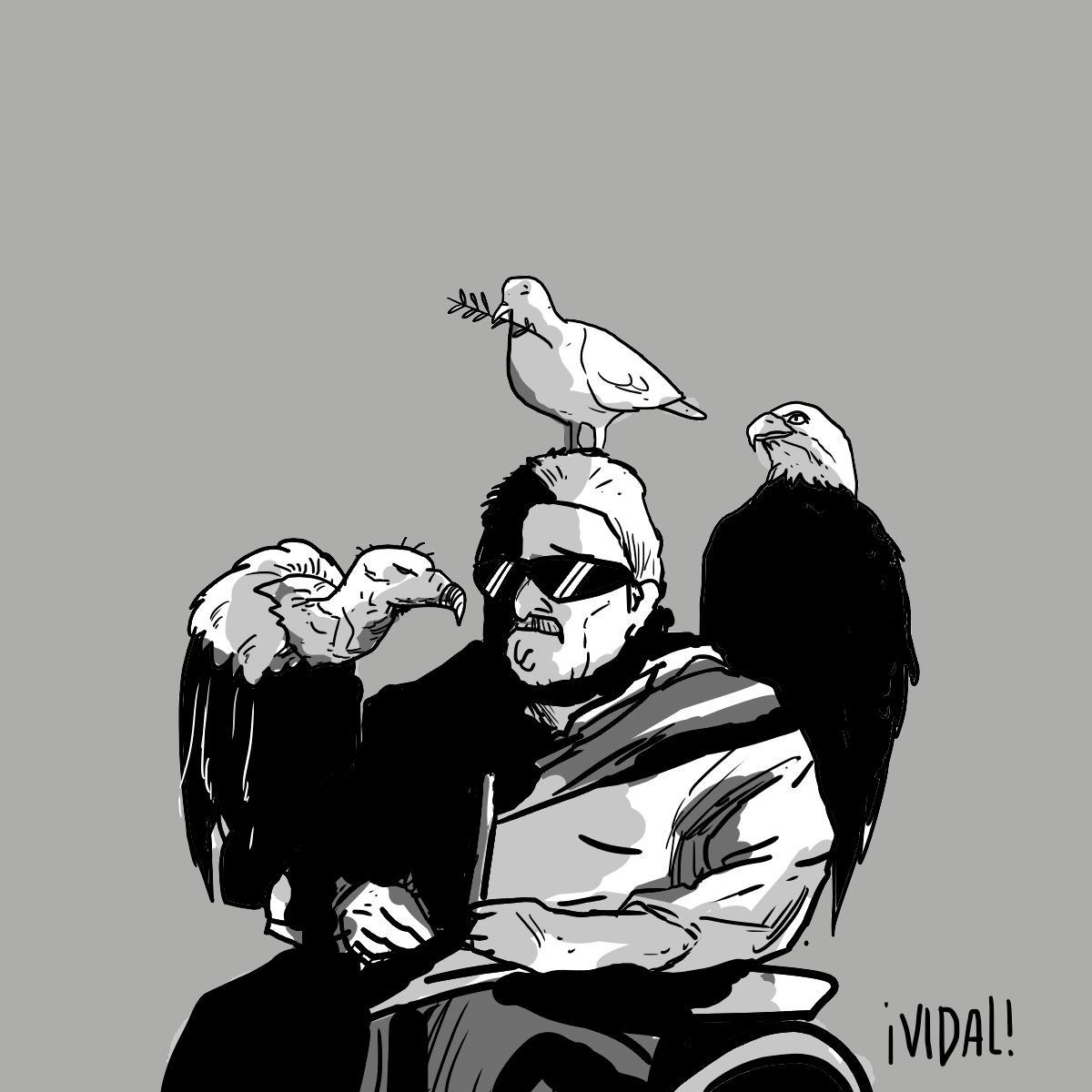 Caricatura 19 de mayo de 2019