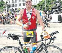 Ironman 70.3 Cartagena: ¡arrancó la acción!