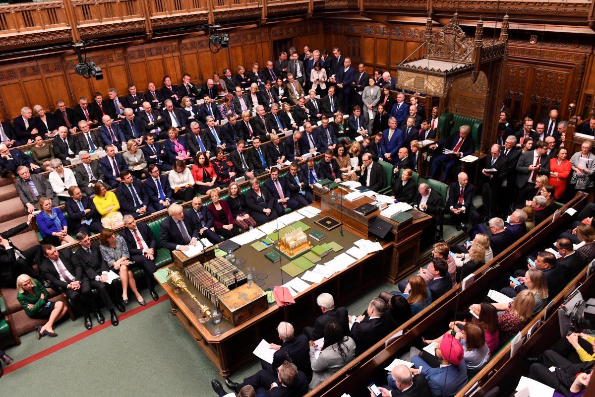 Legisladores británicos votan sobre Brexit