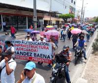 Imagen Marcha docentes