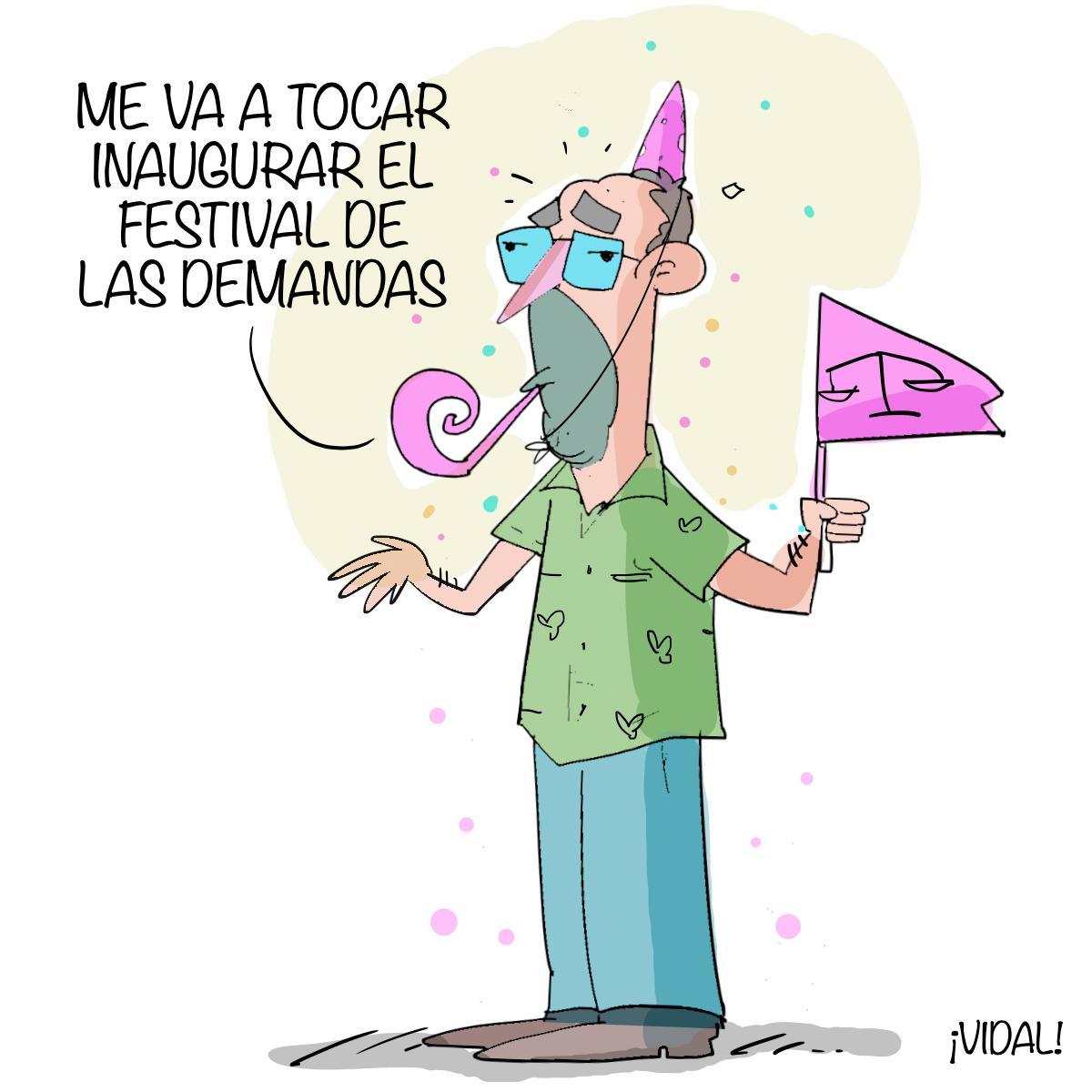 Caricatura 25 de enero de 2019