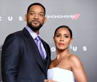 Imagen WILL SMITH Y JADA SMITH